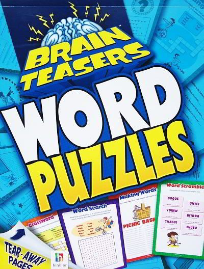 Brain Teasers Word Puzzles