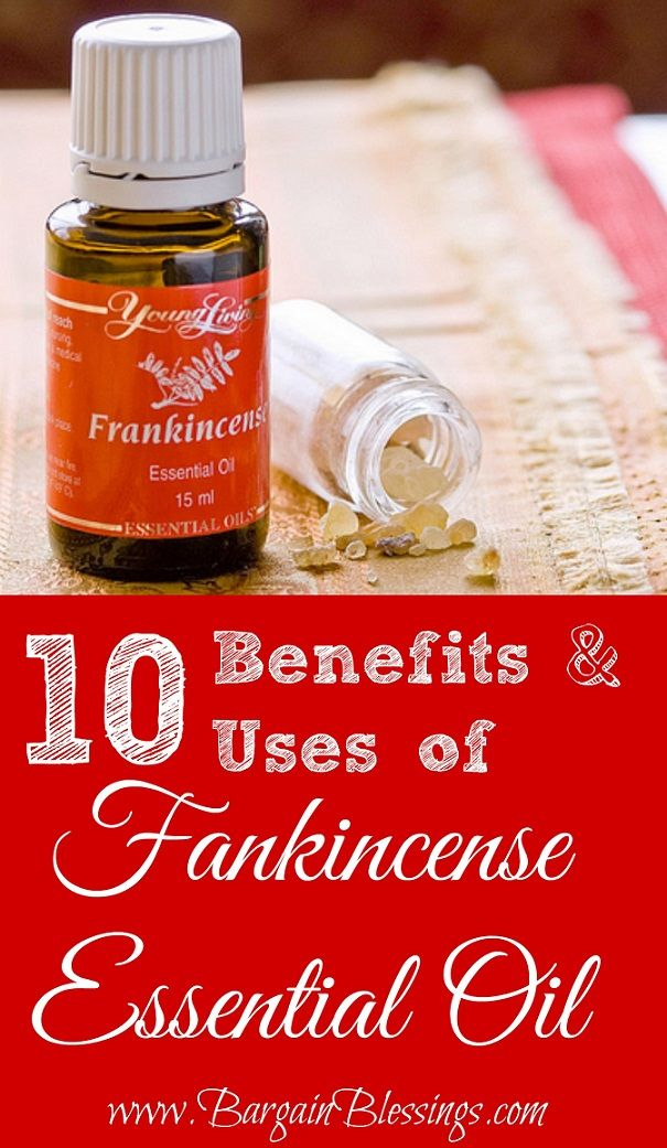Frankincense Oil is truly essential in my home! It is exciting to know how many great ways there are to use it!