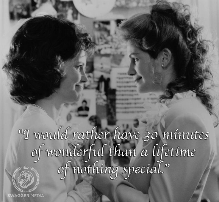 Steel Magnolias, 1989. #filmmaking #movie #quotes