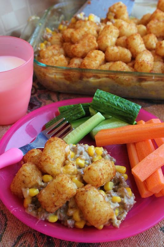 Cowboy Casserole is a dinners that you can keep everything on hand and always have a fast dinner for those days that seem to get away from you. Kids love it