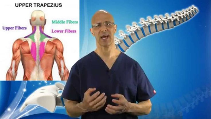 3 Part Exercise to REMOVE Tight Trapezius Muscle in Neck (Neck Pain & Pi...