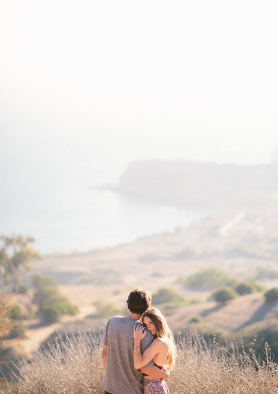 Coastal California Engagement shoot | Photo by Paige lowe | 100 Layer Cake