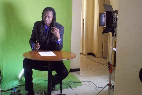 In Senegal, the Hottest News Beat Is on TV, and It's a Rap