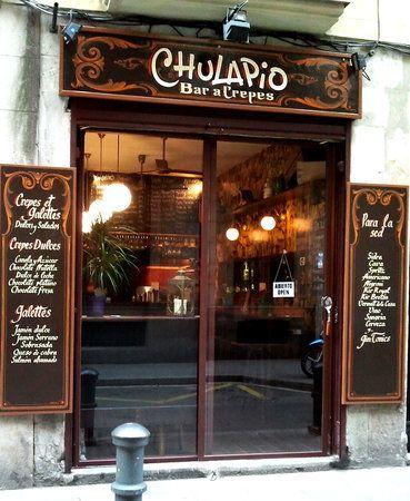 Photo of Chulapio Bar a Crepes, nr Raval / San Antoni