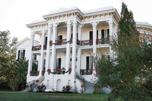 Nottoway Plantation Home in Louisiana