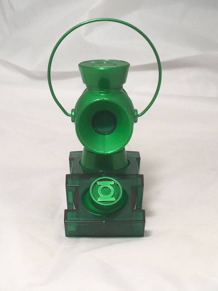 DC Direct Blackest Night 1/4 Scale Green Lantern Power Battery/Ring loose | eBay