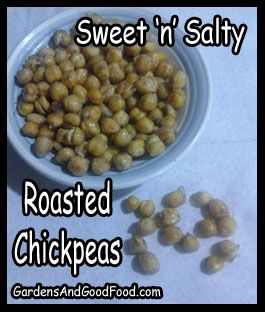 ... roasted chickpeas roasted chickpeas roasted chickpeas sweet salty