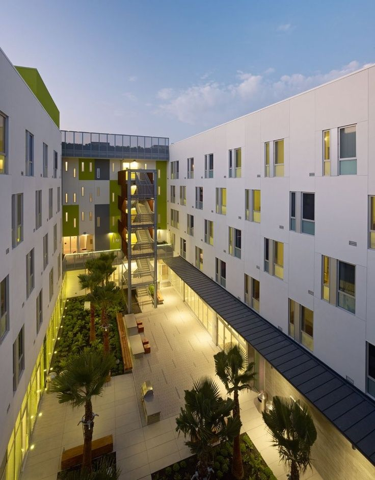 Image Result For Podium Building Courtyard