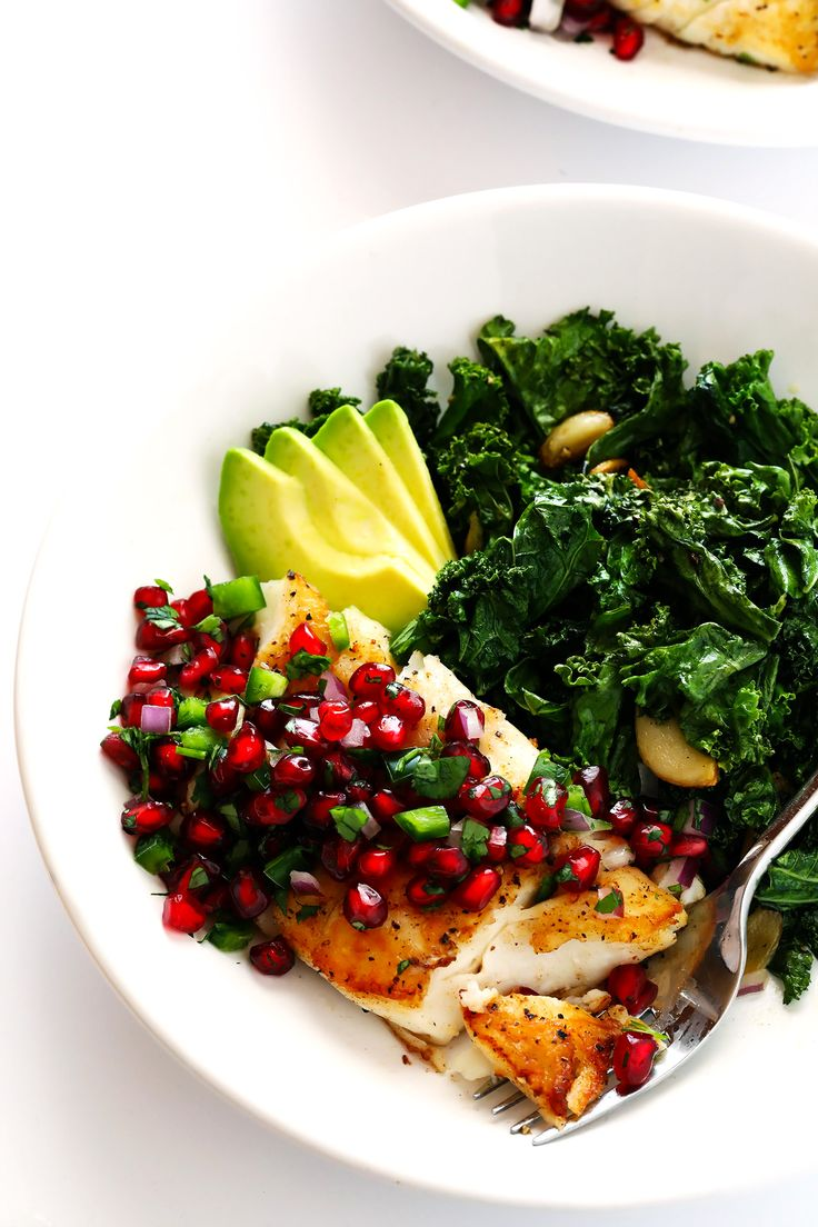 This delicious Pan-Seared Fish with Pomegranate Salsa recipeonly takes about 20 minutes to make,and it's bursting with zesty sweet and savory flavors that everyone will love! What's your go-toquick and easy dinner recipe lately? Any faves to share?? Since most of my recipes here on the blog tend to fall in the 20-30 minute recipe …