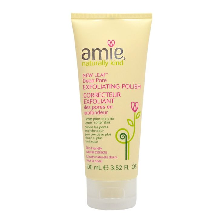 Amie New Leaf Deep Pore Exfoliating Polish 100 mL