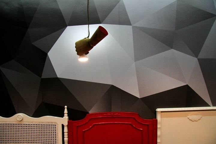 Crustô, the new restaurant in Rio. Decoration and design by 02Gatos