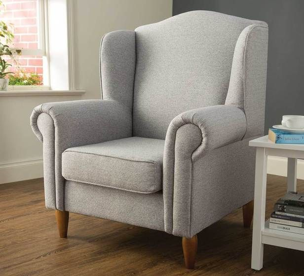Wing Armchair | Armchairs | Sofas & Armchairs | Categories | Fantastic Furniture - Australia's Best Value Furniture & Bedding