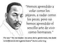Cita MARTIN LUTHER KING (1929-1968)