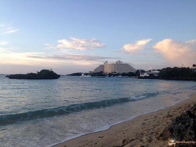 Manza beach - Le spiagge di Okinawa