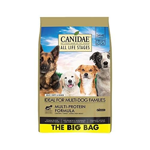 Canidae All Life Stages Limited Ingredient Multi Protein Premium