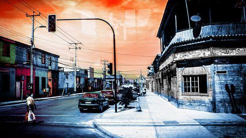 Tarapaca_street to Iquique