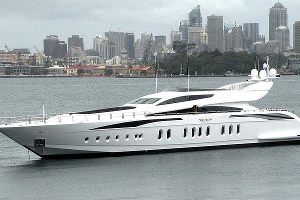 James Packer Super Yacht :: Yacht parts & Watermakers :: www.seatechmarineproducts.com