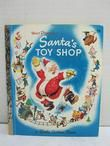 """""""Santa's Toy Shop"""" av Adapted By Al Dempster Pictures By The Walt Disney Studio"""