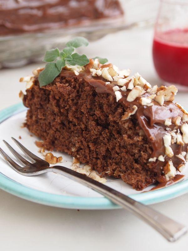 Este comida es como pastel en los Estados Unidos. Es muy similar de comidas con chocolate.