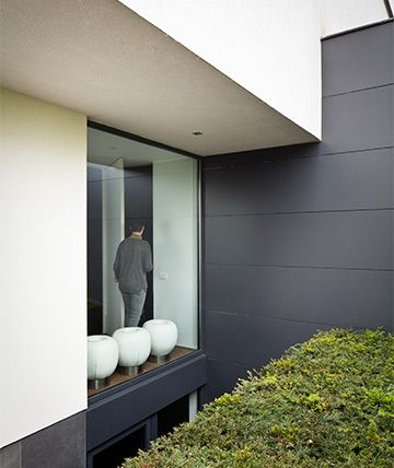 67 best images about moderne villabouw on pinterest for Moderne villabouw