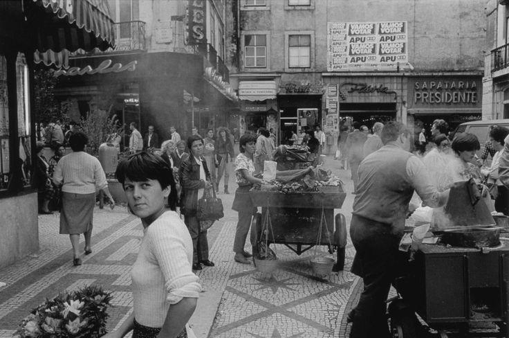 Rua 1.º de Dezembro, Lisboa (A.Pastor, 1985)