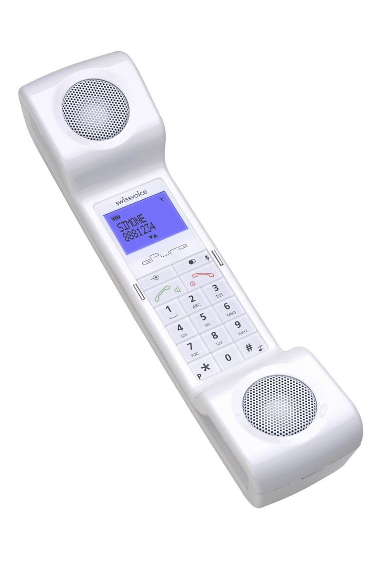 Swissvoice EPure   DECT 6.0 Design Home Cordless Telephone   White