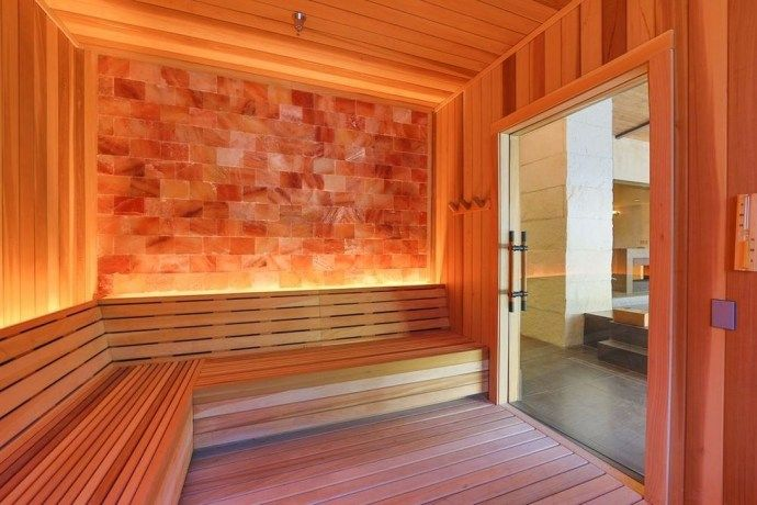 Easy And Cheap Diy Sauna Design You Can Try At Home 32 Sauna Design Sauna Diy Salt Room