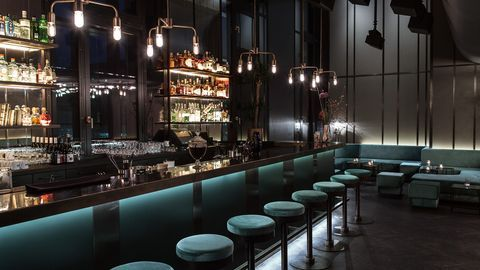 APARTMENT Bar - Berlin, Germany | AMANO Grand Central - AMANO Group