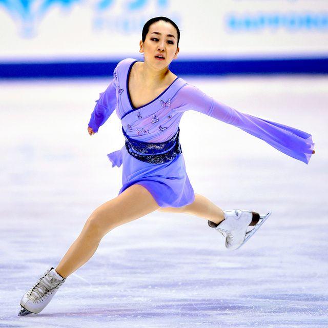 ■佐藤信夫のフィギュアよもやま話 フィギュアスケートという競技名は、氷上で図形を描くところから来ている。読者の皆さんが、観客席やテレビでご覧になる時、ジャンプに目が行きがちになると思うが、スケーティン