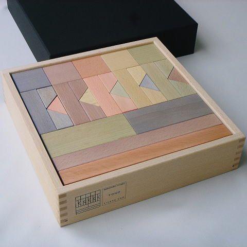 Building Blocks by Tonouchi Tetsuo - Petit & Small