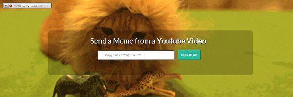 Convertir en ligne une vidéo YouTube en GIF animé #SiteWeb