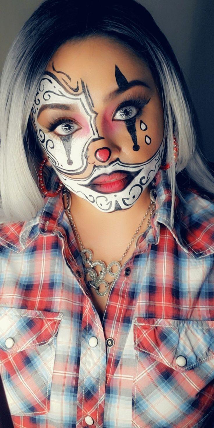 Gangsta Clown/Halloween krazefx limelifebyalcone
