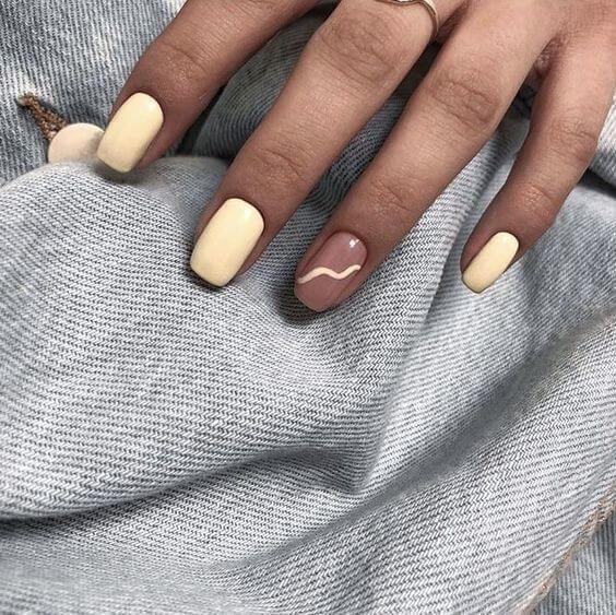 Die 100 schönsten Designs für kurze Nägel für 2019 – nägelmodelle