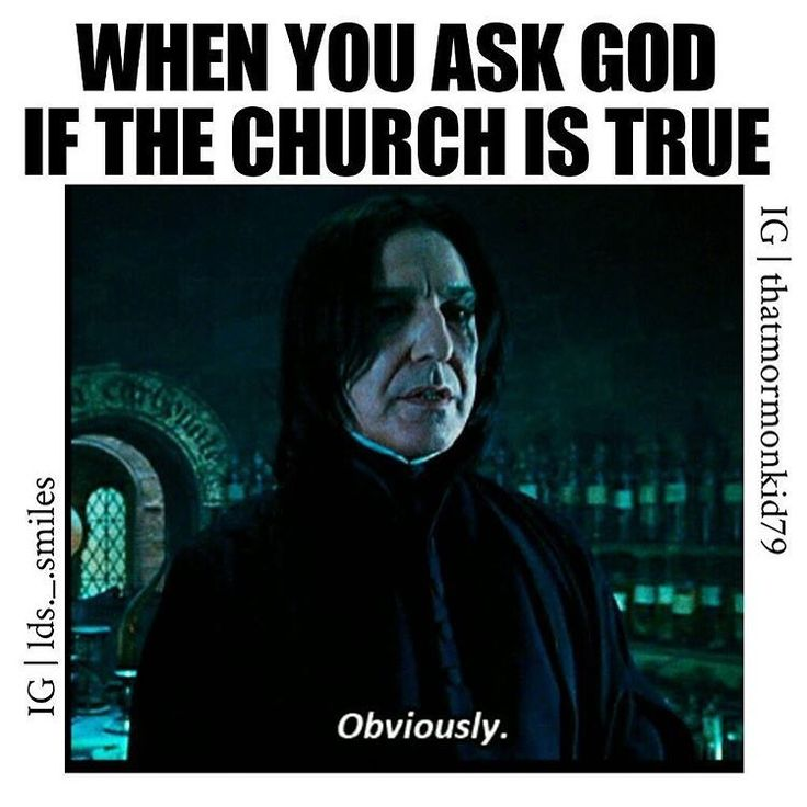 19 Hilarious LDS Memes That Will Make You Glad to Be Mormon | LDS Living
