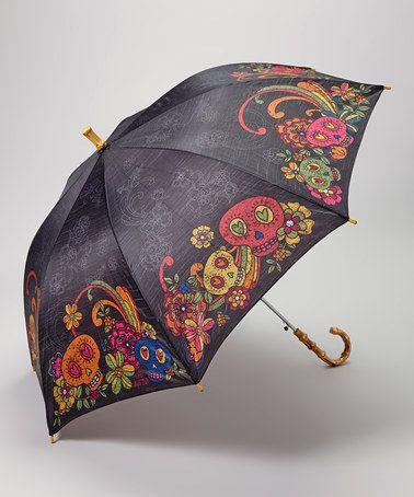 Paraguas de calaveritas mexicanas. m muero !!!!