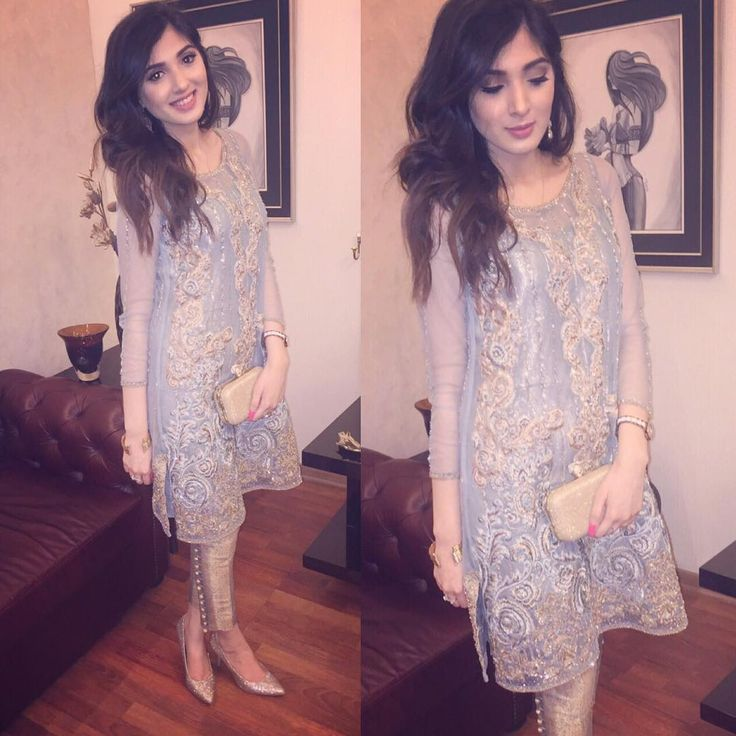 "Saira Rizwan on Instagram: ""Aimen looking flawless in #SairaRizwan #GulMoharCollection"""