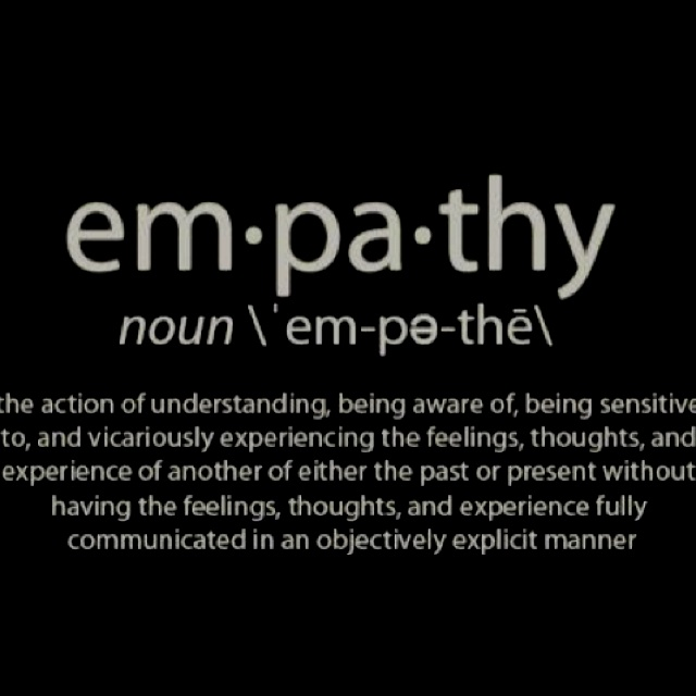 why should teachers be empathic pdf
