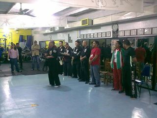 15 diciembre 2012  Examen Cinturon Negros y Dan https://www.facebook.com/LigadelPacificoDeporteContacto