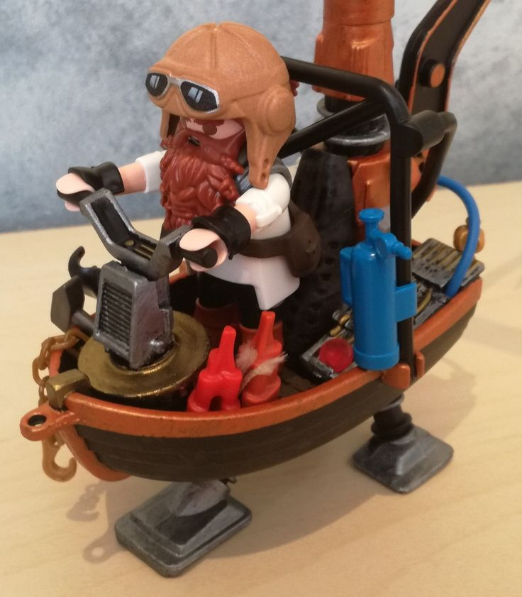 Playmobil Steampunk