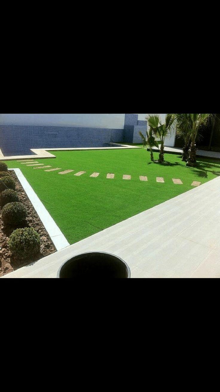 42 best césped artificial jardines images on pinterest | gardens