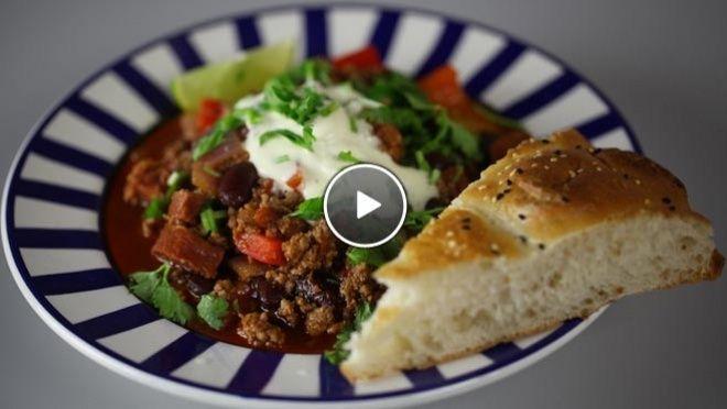 Chili con carne - De Makkelijke Maaltijd   24Kitchen