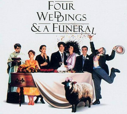 31 best images about four weddings on pinterest duke for Four weddings and a funeral director mike