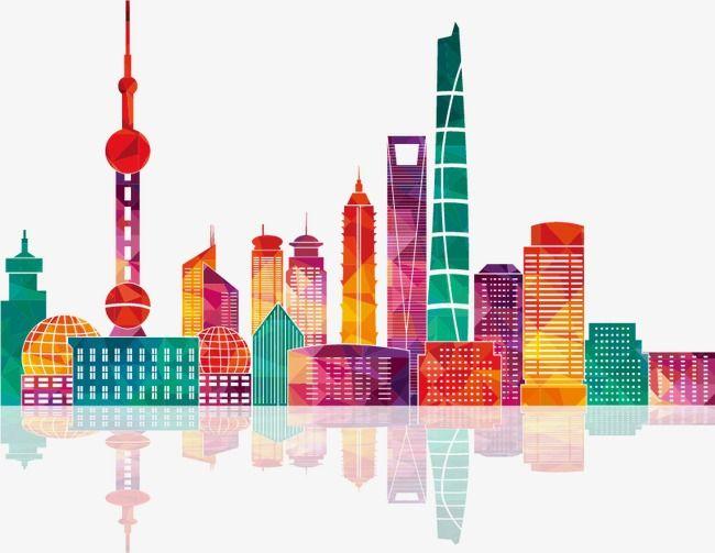 Pin On Shanghai Skyline