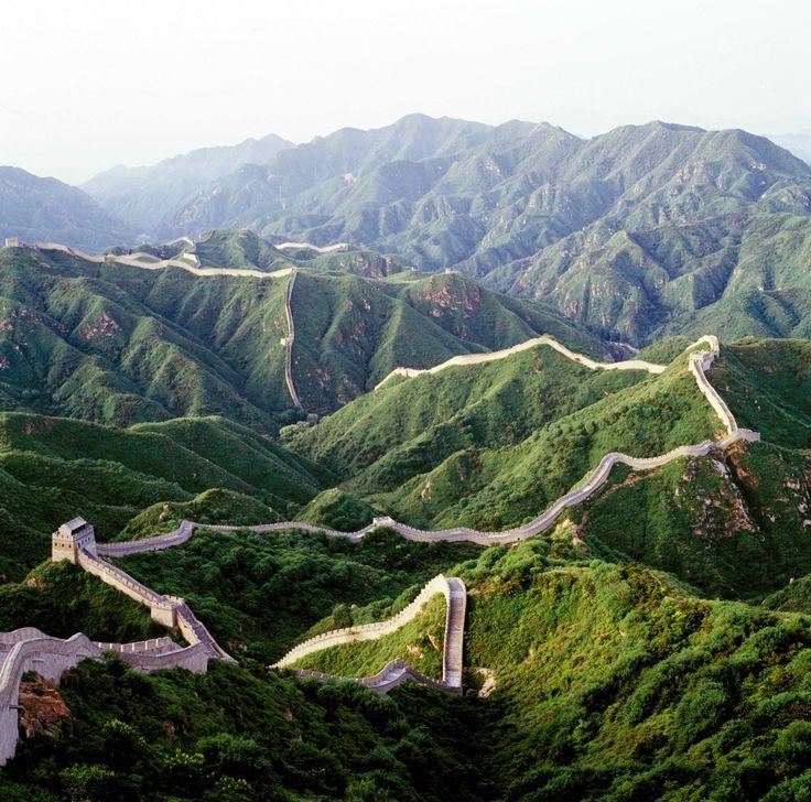 Torreones de la Muralla China