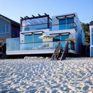 La casa dove vorrei trascorrere le mie vacanze...