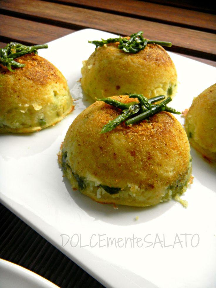 Piatto da portata Saturnia  Stampo semisfera 5 porzioni Pavoni          C'è un numero imbarazzante di ricette a base di patate sul mio b...