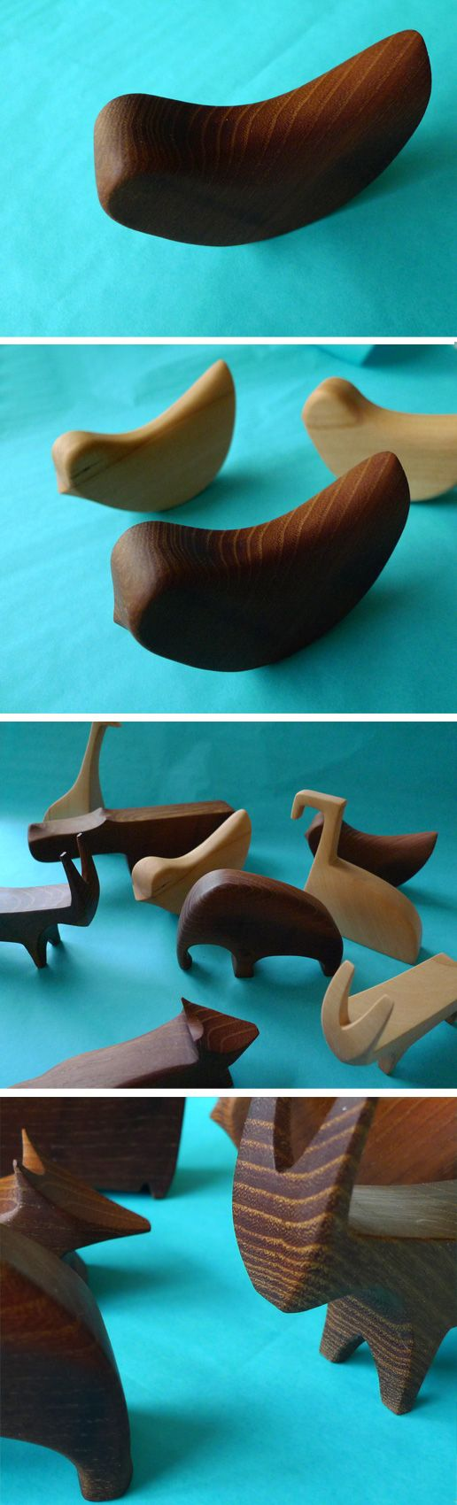 Kiskakas organic design toys-light wood ideal to chew and grab for tiny teeth and hands