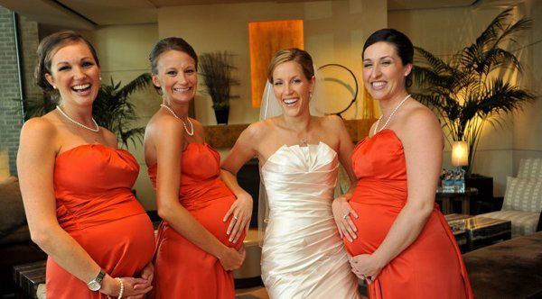 1000+ Ideas About Pregnant Bridesmaid On Pinterest