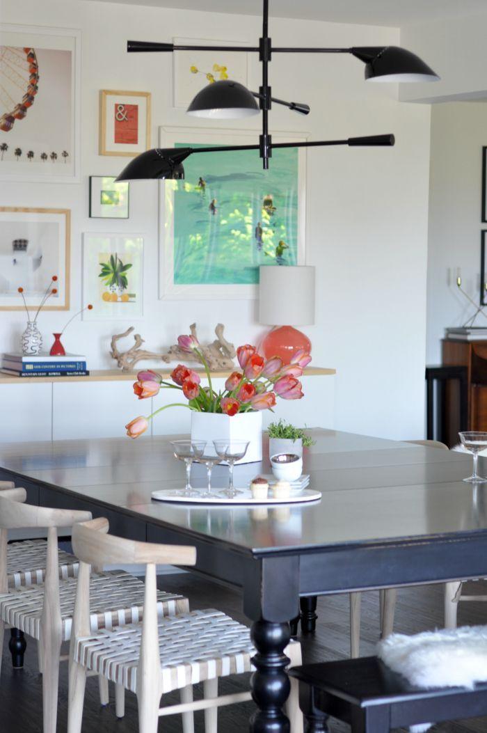 Reader Design: Britu0027s Cheerful Family Focused Home
