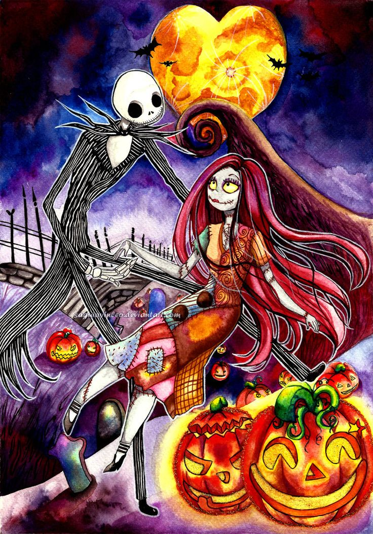 230 best images about jack and sally on Pinterest ...